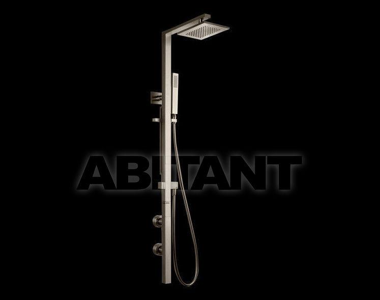 Купить Душевая система RETTANGOLO shower Gessi Spa Bathroom Collection 2012 23411 031 Хром