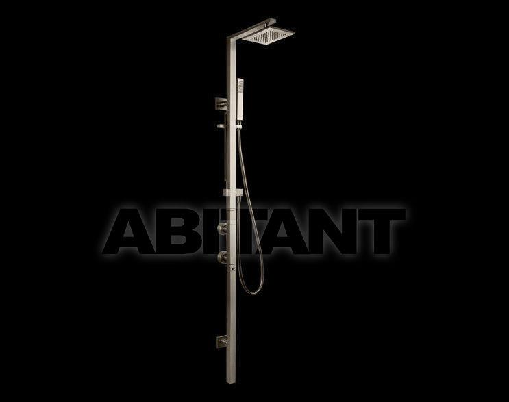 Купить Душевая система RETTANGOLO shower Gessi Spa Bathroom Collection 2012 23409 031 Хром
