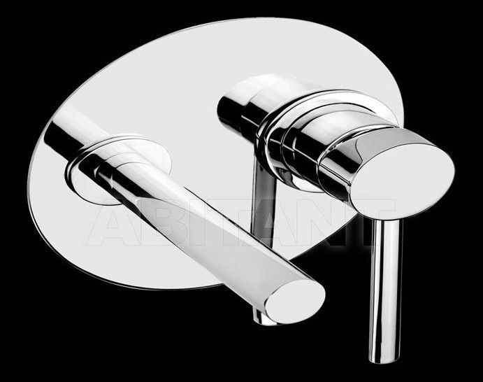 Купить Смеситель для раковины Gessi Spa Bathroom Collection 2012 23088 031 Хром