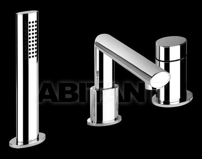 Купить Смеситель для ванны Gessi Spa Bathroom Collection 2012 23037 031 Хром