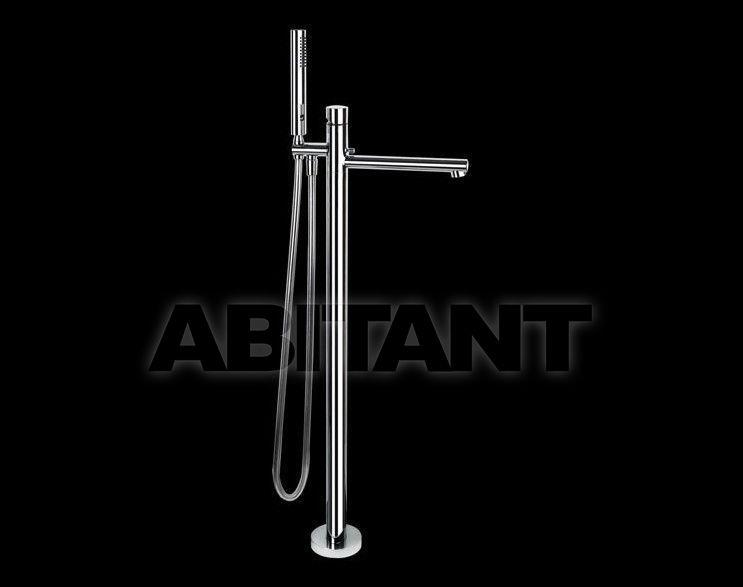 Купить Смеситель напольный Gessi Spa Bathroom Collection 2012 24904 031 Хром