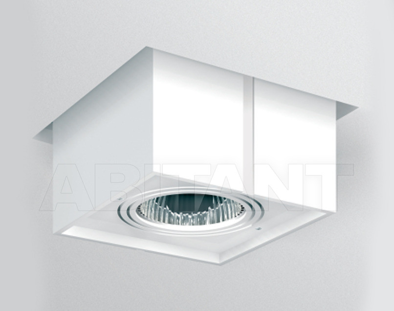 Купить Встраиваемый светильник Lucitalia Lucitalia Light 04905 ADAM 11 FISSO H