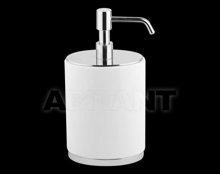 Купить Дозатор для мыла OVALE accessories Gessi Spa Bathroom Collection 2012 25338 031 Хром