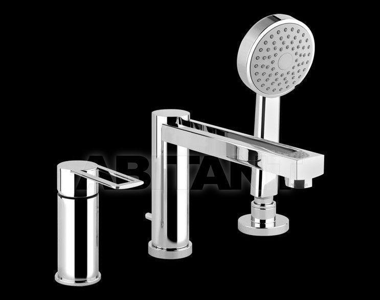 Купить Смеситель для ванны Gessi Spa Bathroom Collection 2012 34234 031 Хром