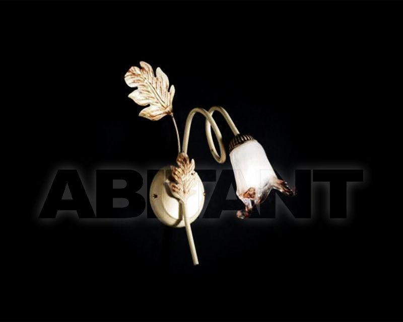 Купить Бра Ciciriello Lampadari s.r.l. Lighting Collection 2490 avorio applique 1 luce