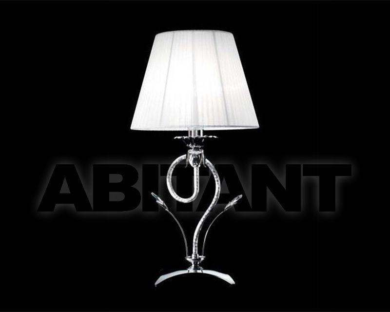 Купить Лампа настольная Ciciriello Lampadari s.r.l. Lighting Collection 2165 cromo lume piccolo