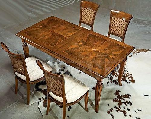 Купить Стол обеденный Villa Mobili Canova с508a
