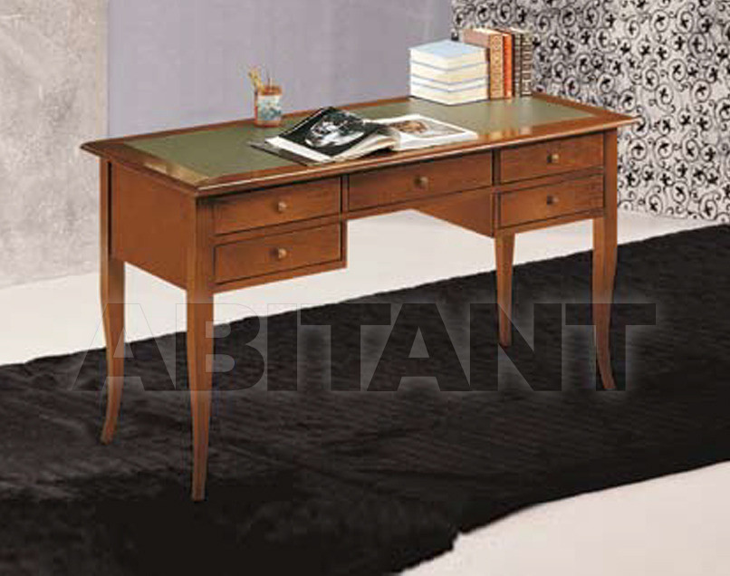 Купить Стол письменный Modenese Gastone Leondoro 7680