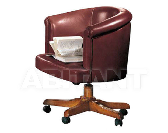 Купить Кресло для кабинета Modenese Gastone Leondoro 7348