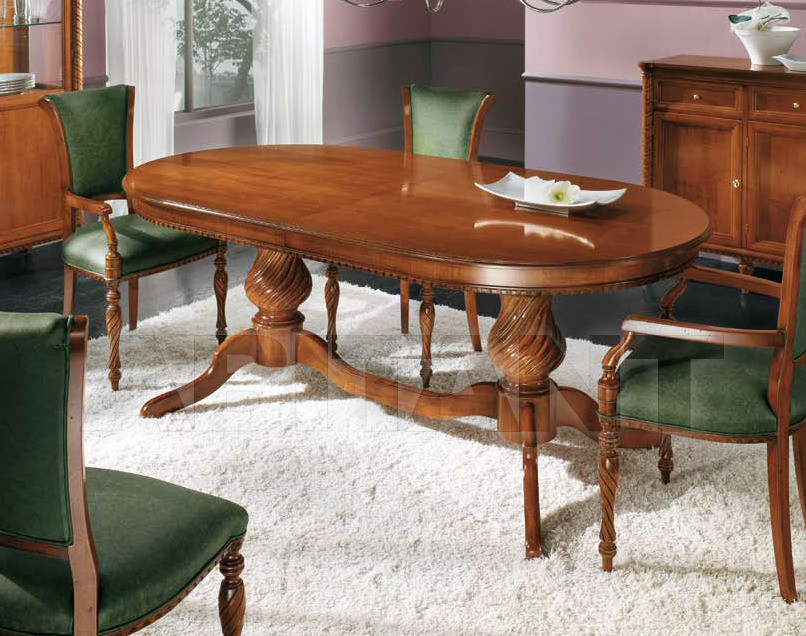 Купить Стол обеденный Modenese Gastone Perladelmare 6126