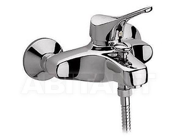 Купить Смеситель для ванны Pentagono Miscelatori Monocomando 102B2000CH1C