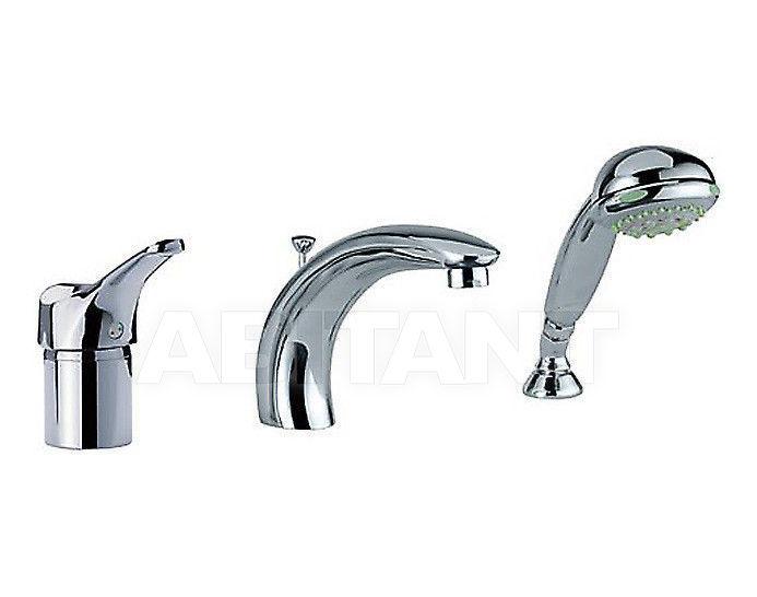 Купить Смеситель для ванны Pentagono Miscelatori Monocomando 102B2600CH1C