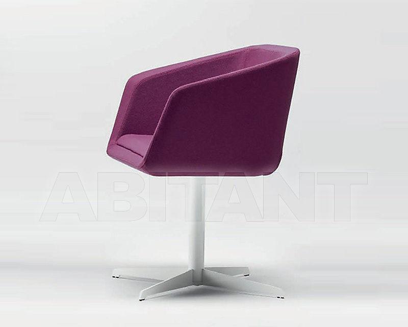 Купить Кресло Chairs&More Euro HIRO 3 vinous