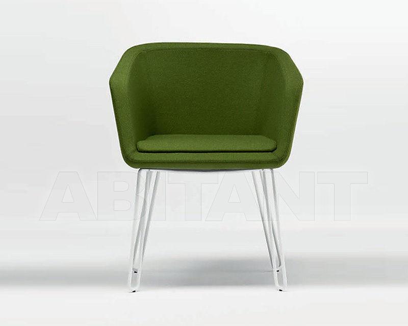 Купить Кресло Chairs&More Euro HIRO 4 green
