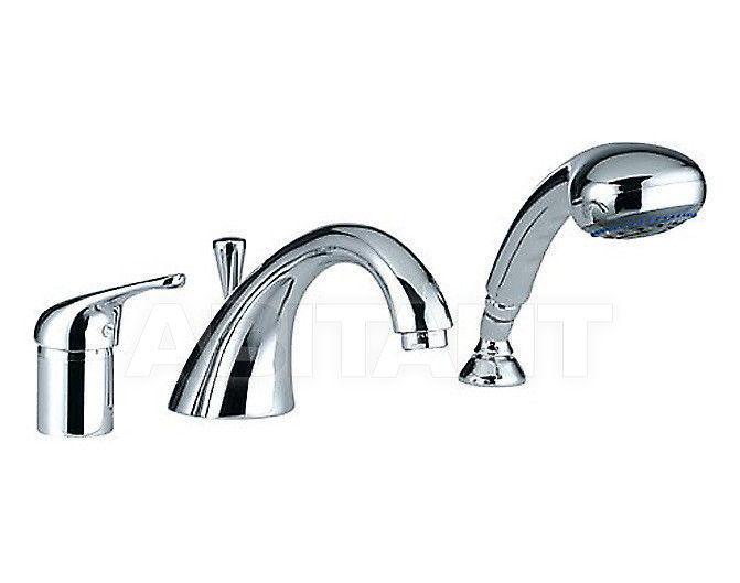 Купить Смеситель для ванны Pentagono Miscelatori Monocomando 103C2600CH1C