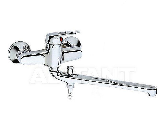 Купить Смеситель для ванны Pentagono Miscelatori Monocomando 104F2001CH1C
