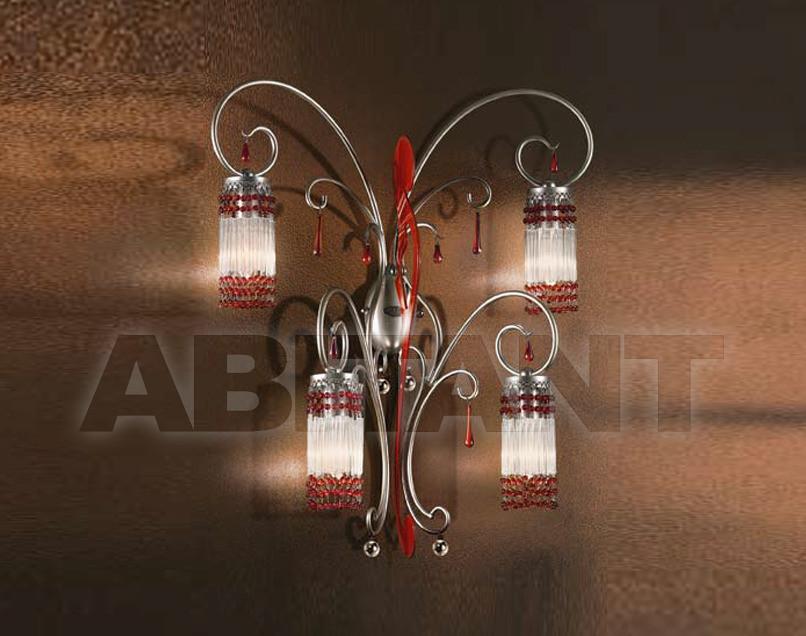 Купить Светильник настенный Bellart snc di Bellesso & C. Casanova 1881/A4L