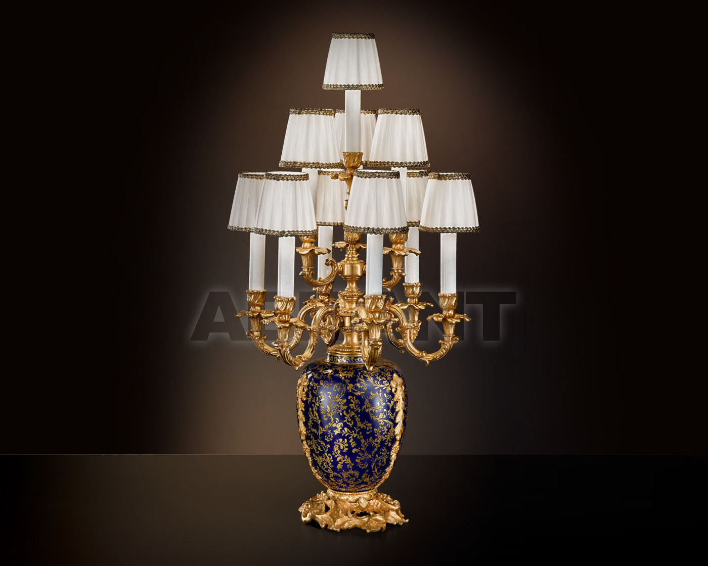 Купить Лампа настольная F.B.A.I. Candeliere 2143/10