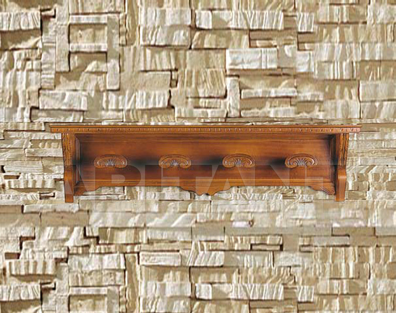 Купить Вешалка настенная Modenese Gastone Fenice 8279
