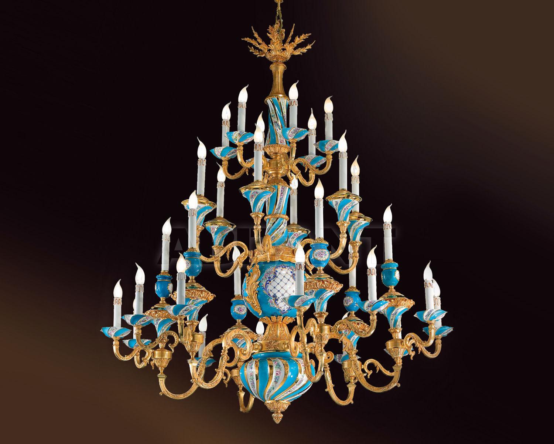 Купить Люстра F.B.A.I. Candeliere 3166/30