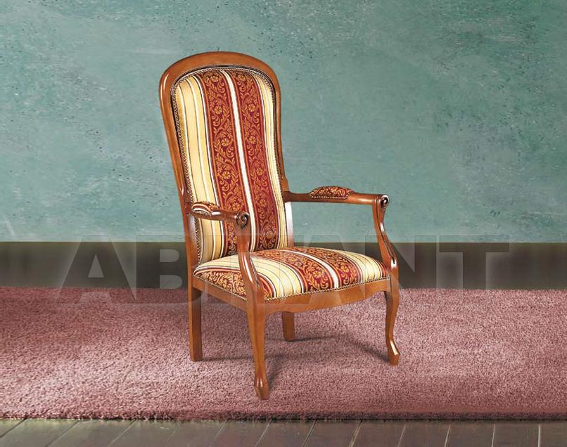 Купить Стул с подлокотниками Modenese Gastone Fenice 8413