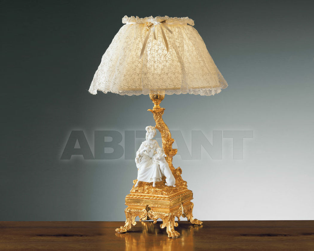Купить Лампа настольная F.B.A.I. Candeliere P2183-A