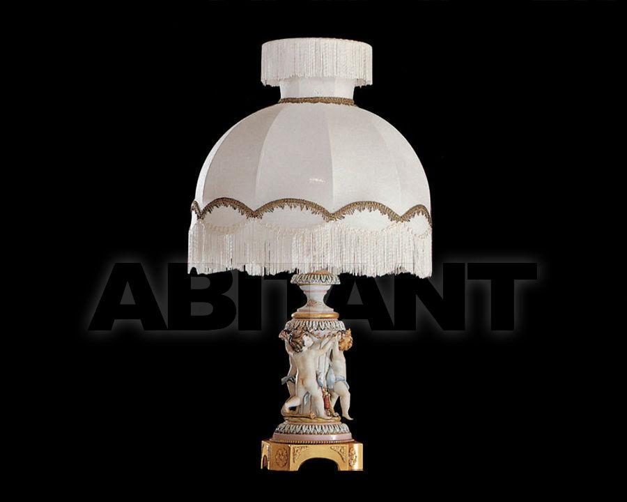 Купить Лампа настольная F.B.A.I. Candeliere 2140