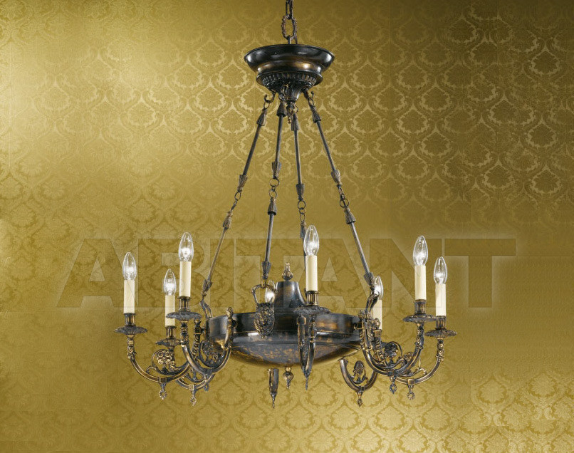 Купить Люстра Arizzi English Style Chandeliers 495/8