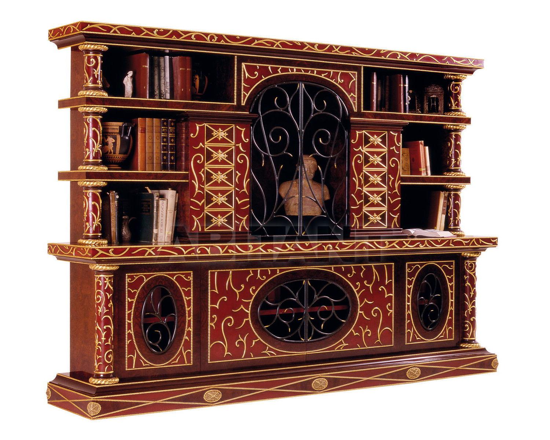 Купить Шкаф книжный Colombostile s.p.a. Xxi Secolo Un Mondo Aperto/la Dimora Di Un Gentleman 0280 VT