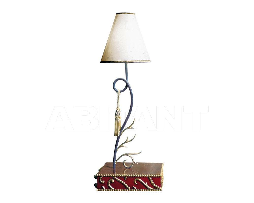 Купить Лампа настольная Colombostile s.p.a. Xxi Secolo Un Mondo Aperto/la Dimora Di Un Gentleman 0298 LA