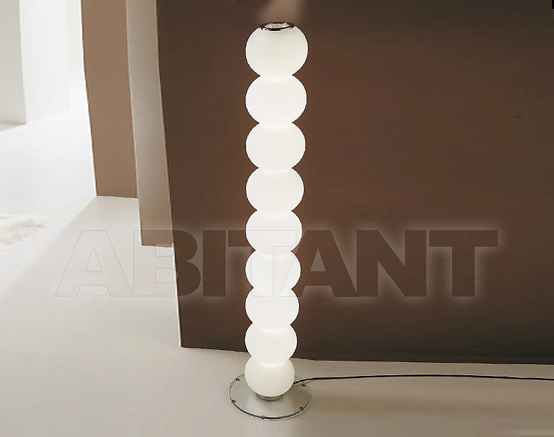 Купить Лампа напольная De Majo Contemporaneo perlage r9