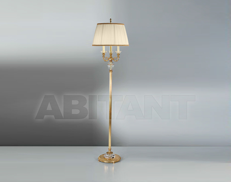 Купить Торшер Arizzi English Style Chandeliers 859/3/T