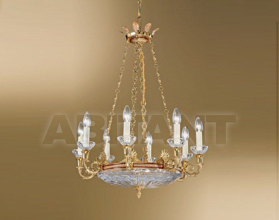 Купить Люстра Arizzi English Style Chandeliers 859/8+2