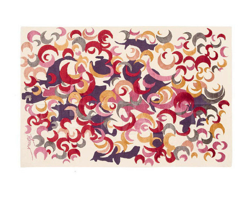 Купить Ковер дизайнерский Illulian & C. s.n.c Design Collection LUNE Lune