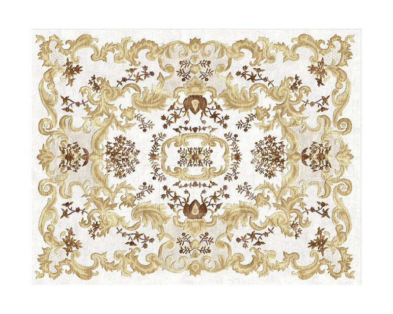 Купить Ковер классический Illulian & C. s.n.c Design Collection S-1 W, 05B S POMPA DOUR