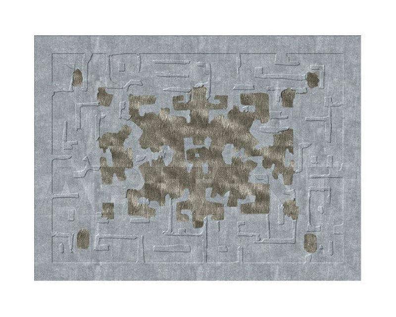 Купить Ковер дизайнерский Illulian & C. s.n.c Design Collection 088W 153S PAPILLON