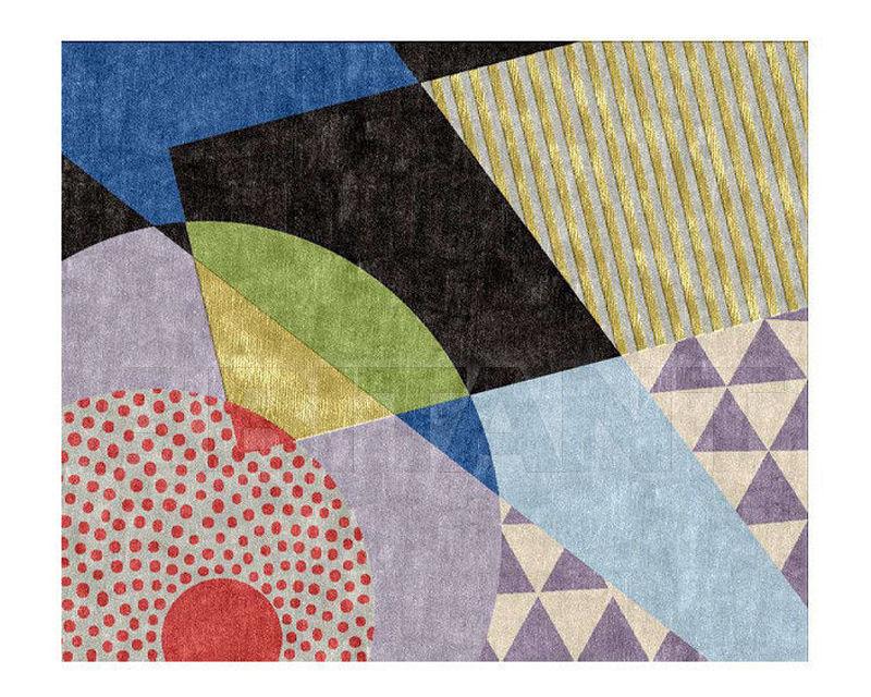 Купить Ковер дизайнерский Illulian & C. s.n.c Design Collection S1W V15S