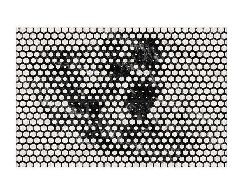 Купить Ковер дизайнерский Illulian & C. s.n.c Design Collection S1W 021S GRAYSKULL