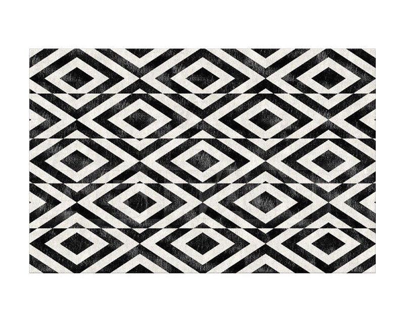 Купить Ковер современный Illulian & C. s.n.c Design Collection 021W S5S FraNTIK