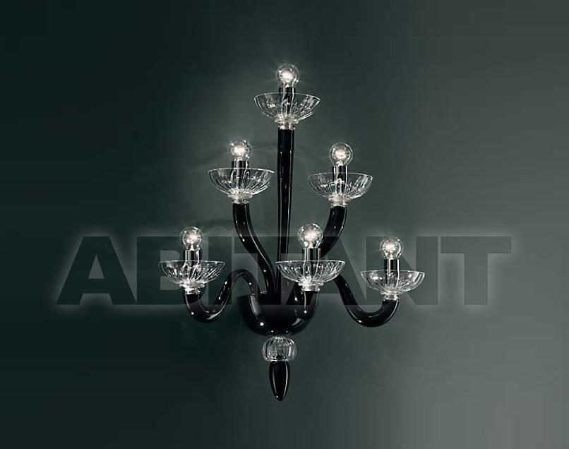Купить Светильник настенный De Majo Tradizione 8000 A3+2+1
