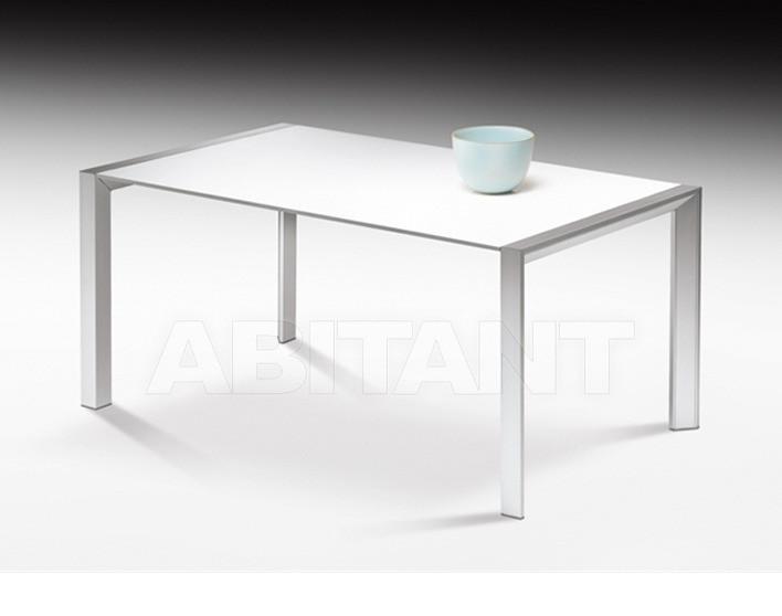 Купить Стол обеденный Fiam Tables afill alluminio 10500