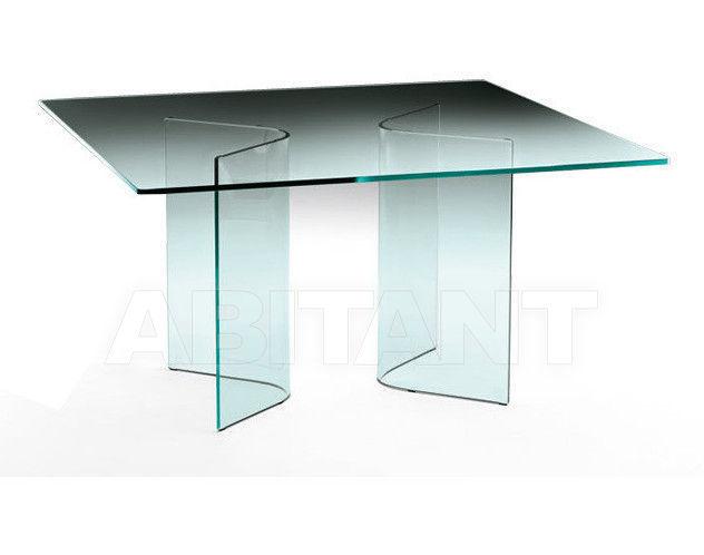 Купить Стол обеденный Fiam Tables angoli 0803/2