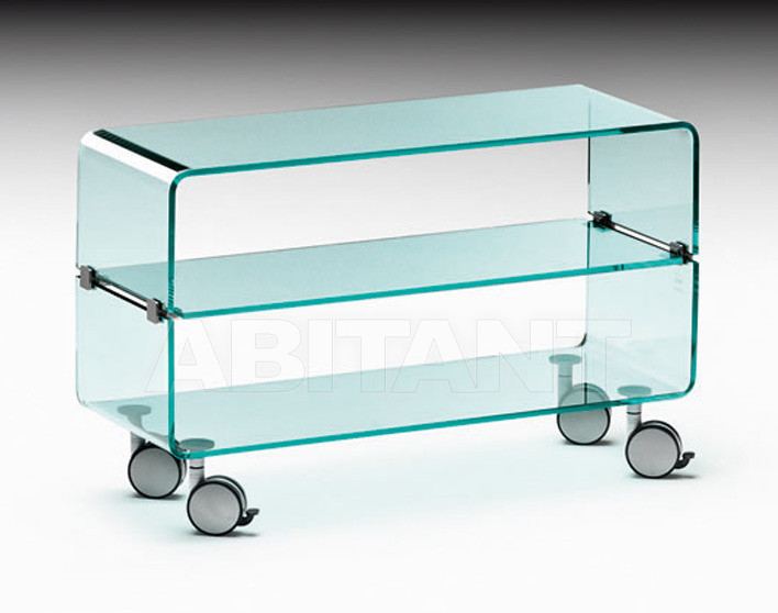 Купить Стол сервировочный Fiam Tables c&c side 3255