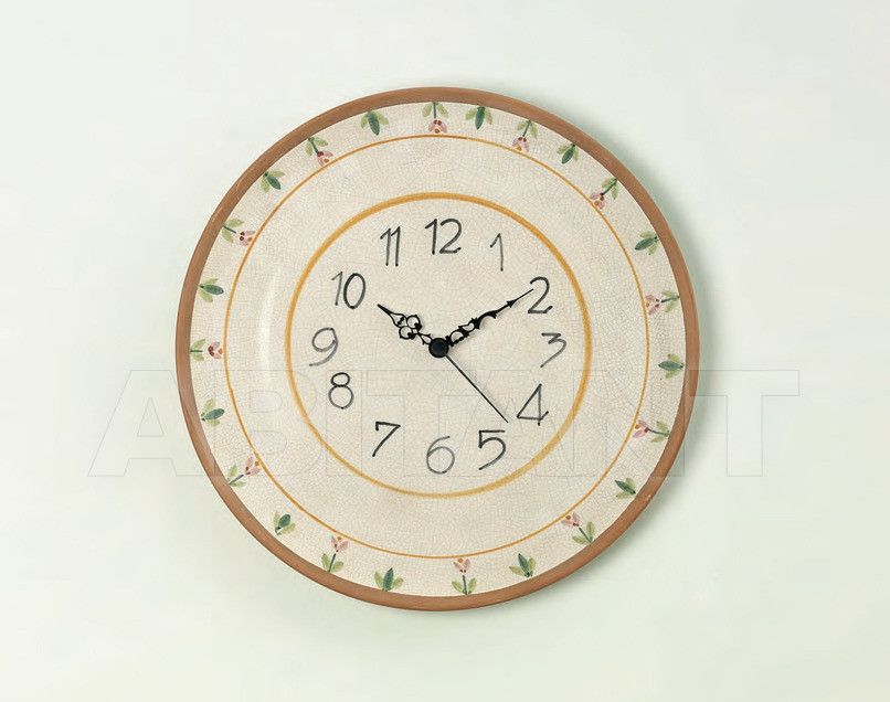 Купить Часы настенные I.M.A.S Snc di Cucuzza Elio Franco e Bartolomeo Clasico&moderno 35814/or