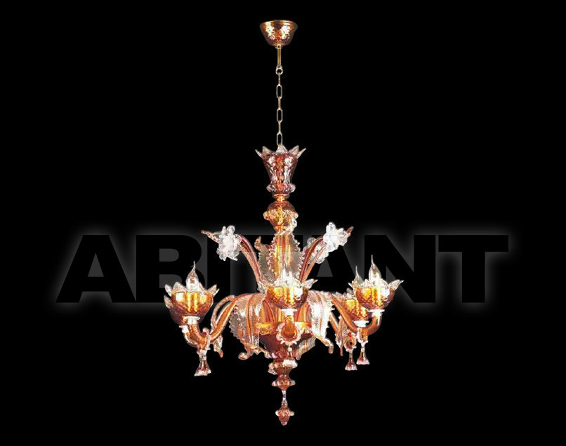 Купить Люстра Arte di Murano Lighting Classic 7437 6