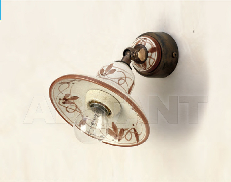 Купить Светильник настенный I.M.A.S Snc di Cucuzza Elio Franco e Bartolomeo Clasico&moderno 00252/spot 14