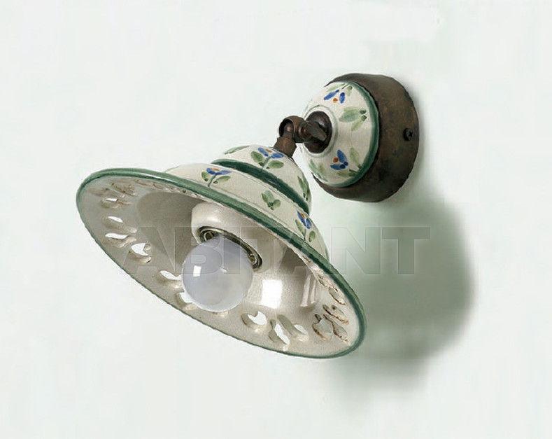 Купить Светильник настенный I.M.A.S Snc di Cucuzza Elio Franco e Bartolomeo Clasico&moderno 00259/20 spot