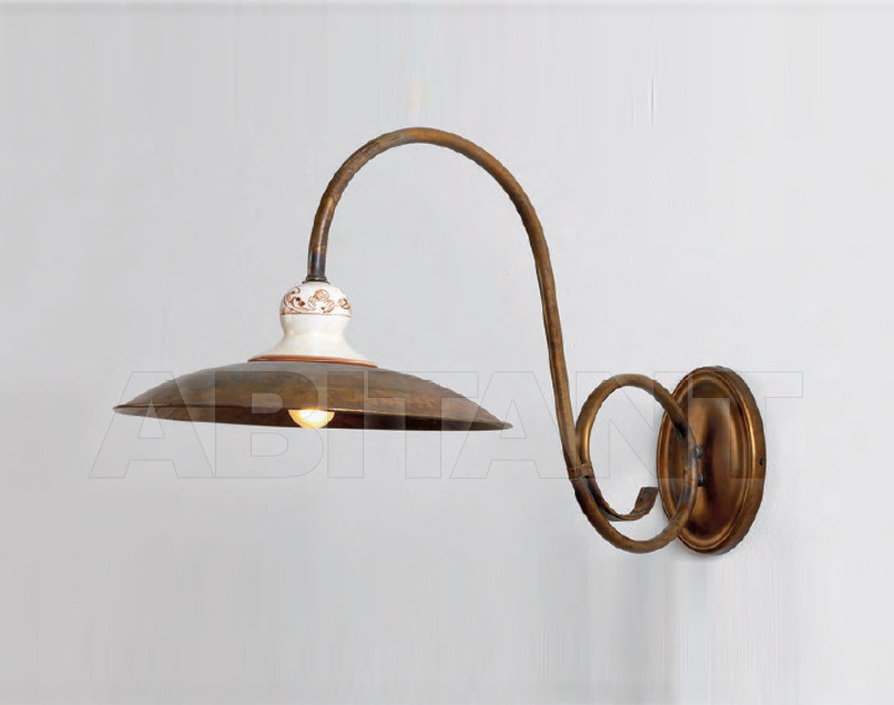 Купить Светильник настенный I.M.A.S Snc di Cucuzza Elio Franco e Bartolomeo Clasico&moderno 35711/a 36