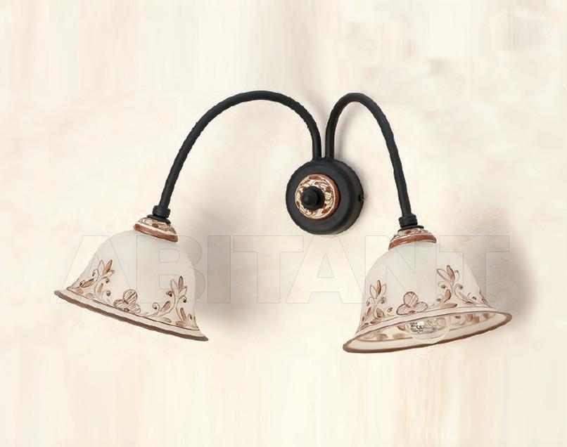 Купить Светильник настенный I.M.A.S Snc di Cucuzza Elio Franco e Bartolomeo Clasico&moderno 35829/a
