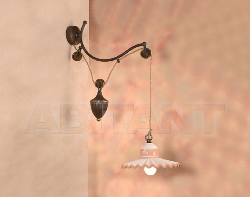 Купить Светильник настенный I.M.A.S Snc di Cucuzza Elio Franco e Bartolomeo Clasico&moderno 35999/a 20